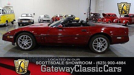 1989 Chevrolet Corvette Convertible for sale 100954855