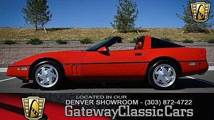 1989 Chevrolet Corvette Coupe for sale 100963563