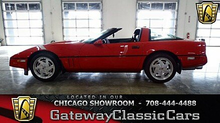 1989 Chevrolet Corvette Coupe for sale 100965236
