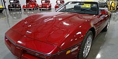 1989 Chevrolet Corvette Convertible for sale 100965464
