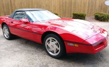 1989 Chevrolet Corvette Convertible for sale 100977423