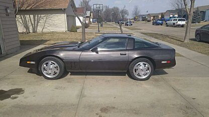 1989 Chevrolet Corvette Coupe for sale 100982441