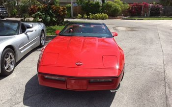 1989 Chevrolet Corvette Convertible for sale 100987476
