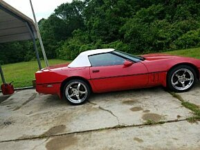 1989 Chevrolet Corvette for sale 100993698