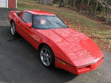 1989 Chevrolet Corvette for sale 100993701
