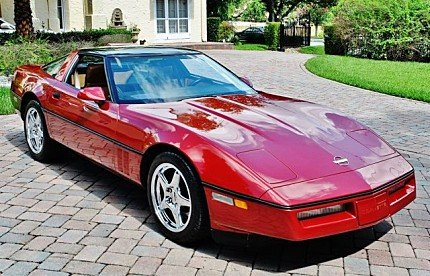 1989 Chevrolet Corvette Coupe for sale 100997562