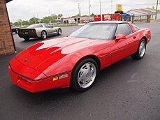 1989 Chevrolet Corvette Coupe for sale 101000365