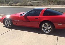 1989 Chevrolet Corvette Coupe for sale 101006698