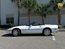 1989 Chevrolet Corvette Convertible for sale 101052407