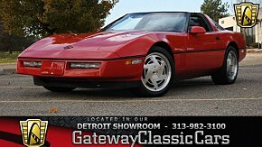 1989 Chevrolet Corvette Coupe for sale 101057898