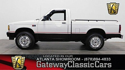 1989 Chevrolet S10 Pickup 4x4 Regular Cab for sale 100863995