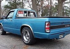 1989 Chevrolet S10 Pickup 2WD Regular Cab for sale 100959499