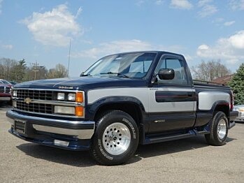 1989 Chevrolet Silverado 1500 2WD Regular Cab for sale 100983265