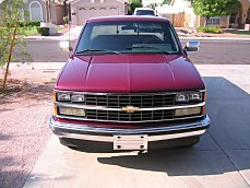 1989 Chevrolet Silverado and other C/K1500 2WD Regular Cab for sale 100772585