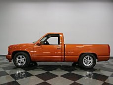 1989 Chevrolet Silverado and other C/K1500 2WD Regular Cab for sale 100874645