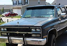 1989 Chevrolet Silverado and other C/K3500 4x4 Crew Cab for sale 100791688