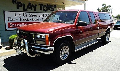 1989 Chevrolet Silverado and other C/K3500 2WD Extended Cab for sale 100901129