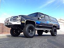 1989 Chevrolet Suburban 4WD 2500 for sale 100775271