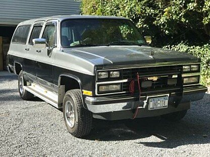 1989 Chevrolet Suburban 4WD for sale 100917324