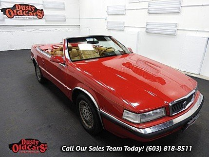 1989 Chrysler TC by Maserati for sale 100797623