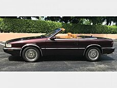 1989 Chrysler TC by Maserati for sale 100958647