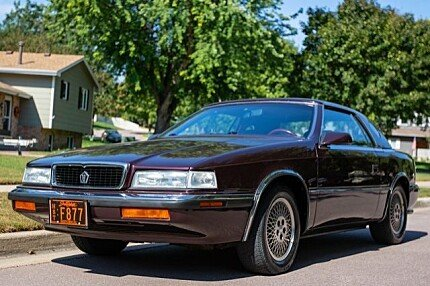 1989 Chrysler TC by Maserati for sale 101044609