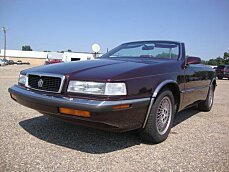 1989 Chrysler TC by Maserati for sale 101019065