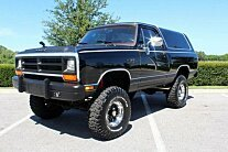 1989 Dodge Ramcharger 4WD for sale 100778935