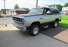 1989 Dodge Ramcharger for sale 100795138