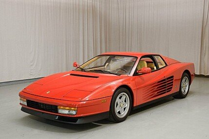 1989 Ferrari Testarossa for sale 100751770