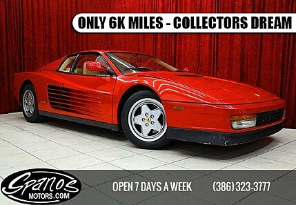 1989 Ferrari Testarossa for sale 100753490