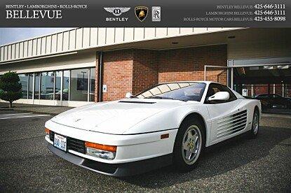 1989 Ferrari Testarossa for sale 100830030