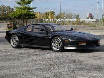 1989 Ferrari Testarossa for sale 100866675