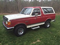 1989 Ford Bronco for sale 100757219