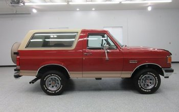 1989 Ford Bronco for sale 100874539