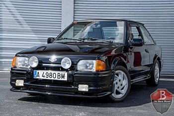 1989 Ford Escort for sale 101023074