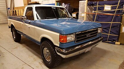 1989 Ford F150 4x4 Regular Cab for sale 100737837