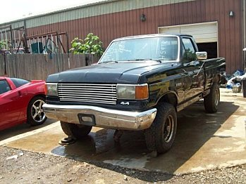 1989 Ford F150 4x4 Regular Cab for sale 100749532