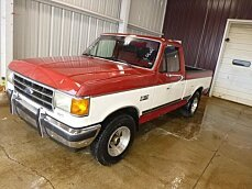 1989 Ford F150 2WD Regular Cab for sale 100954766