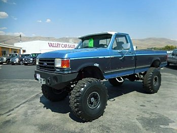 1989 Ford F250 4x4 Regular Cab for sale 100788858