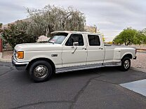 1989 Ford F350 2WD Crew Cab for sale 100978656