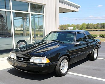 1989 Ford Mustang LX V8 Coupe for sale 100750609