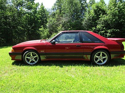 1989 Ford Mustang LX V8 Hatchback for sale 100777385