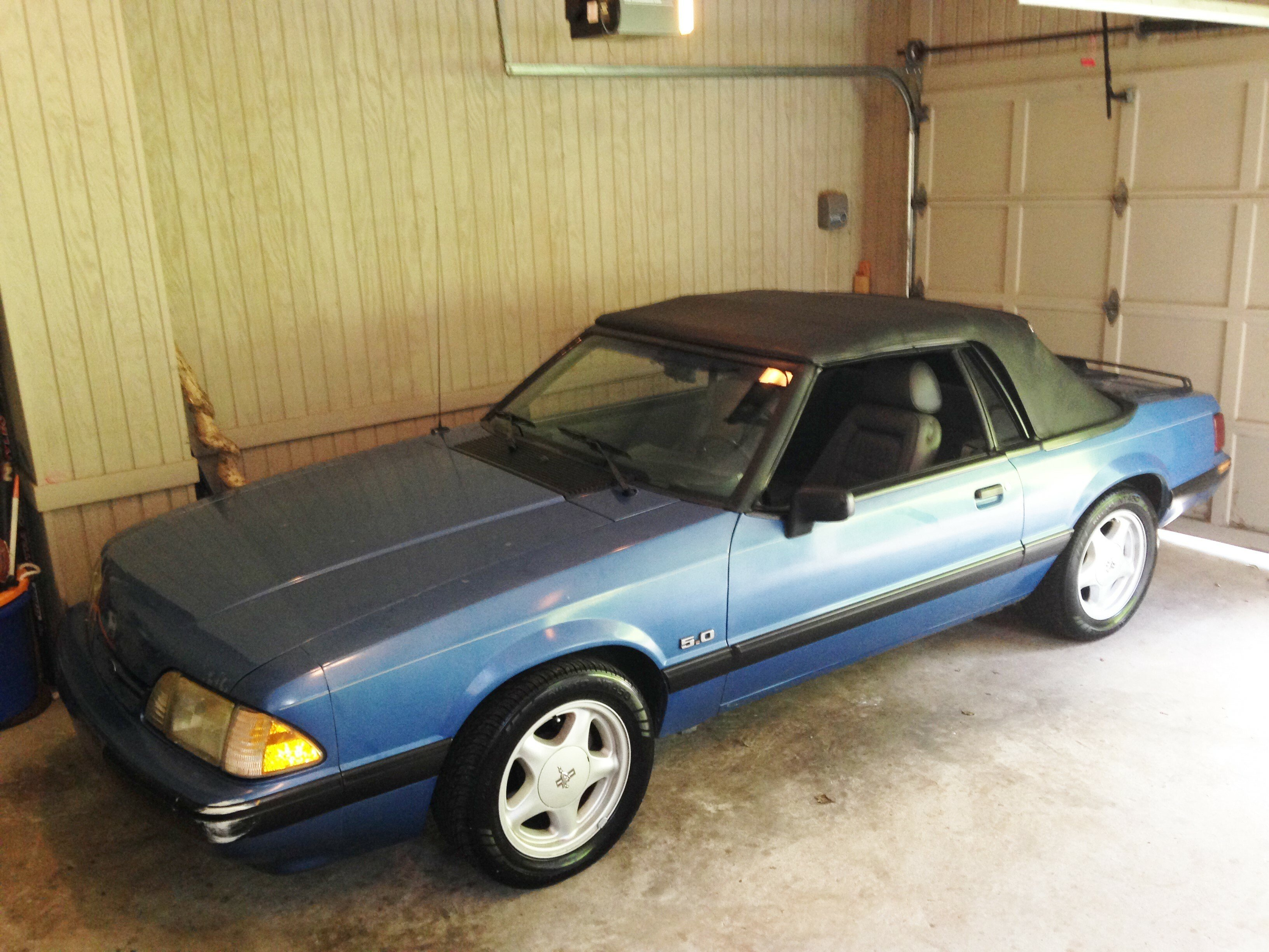 1989 Ford Mustang LX Convertible for sale 100881196 & Ford Classics for Sale - Classics on Autotrader markmcfarlin.com