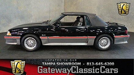 1989 Ford Mustang GT Convertible for sale 100920294