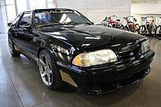 1989 Ford Mustang LX V8 Hatchback for sale 100946203