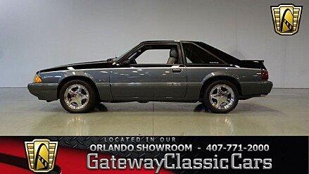1989 Ford Mustang LX V8 Hatchback for sale 100947224