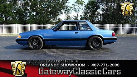 1989 Ford Mustang LX Coupe for sale 100950640
