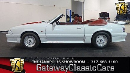 1989 Ford Mustang GT Convertible for sale 100967922