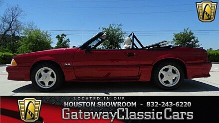 1989 Ford Mustang GT Convertible for sale 100978717